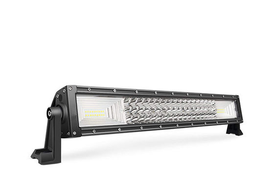 270 Watt LED Driving Light Bar , Amber White LED Light Bar 560*82*88mm