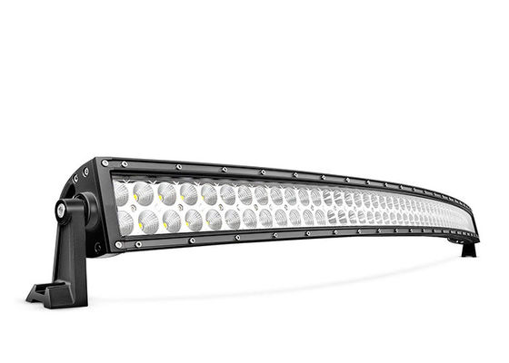 Long Curved Cree LED Light Bar , 52 Inch Cree Automotive Led Light Bar