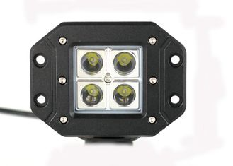 16W Small LED Pods Spot Flood Combo Beam High Brightness 1500 Lumens