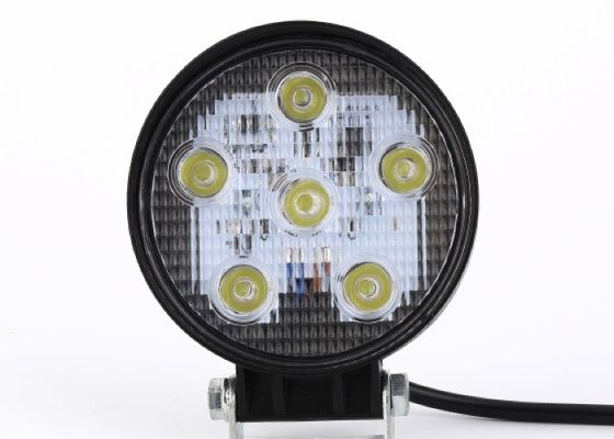 Waterproof Round LED Light Pods , Cree LED Pods Spot Flood Combo Beam