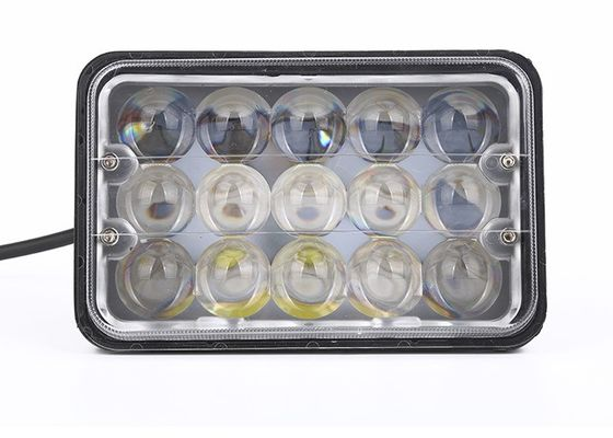 5D 45W LED Light Pods / LED Headlights For Trucks OEM ODM Service