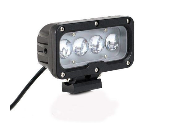 4D Cree LED Light Pods 3200 Lumens Bracket Material Stainless Steel