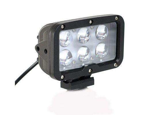 4d Cree LED Light Bar , 60W Mini LED Pod Fog Lights ISO CE Certification