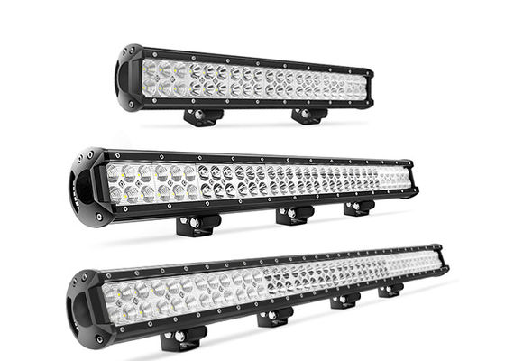 Waterproof Off Road Front LED Light Bar For ATV Jeep Truck Power Saving