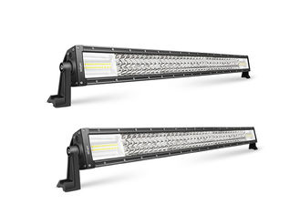 42 Inch Powerful LED Driving Light Bar , Off Road Fog Lights 648 Watt