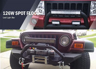 Double Row Automotive LED Light Bar High Intensity LED 2 Years Warranty