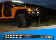 China Roof Top 288W Curved Led Light Bar 50Inch with Customized DT connector​ company