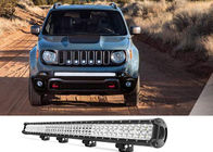 China Super Bright Off Road LED Light Bar , LED Driving Fog Lights Weight 2.5KG factory